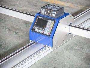 Cortadora de metal con plasma cnc de 1300x2500 mm con máquinas de corte por plasma cnc usadas de bajo costo