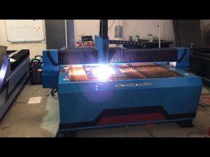 1325 máquina de corte por plasma cnc maquinaria de corte por plasma