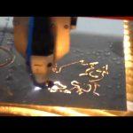 Cortadora cnc de plasma portátil de acero inoxidable 1325