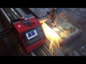 2017 certificación CE de calidad superior cortador de metal portátil cortadora de plasma cnc barata