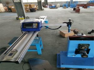 Máquina de corte de tubería de acero de plasma cnc portátil de venta caliente 2018