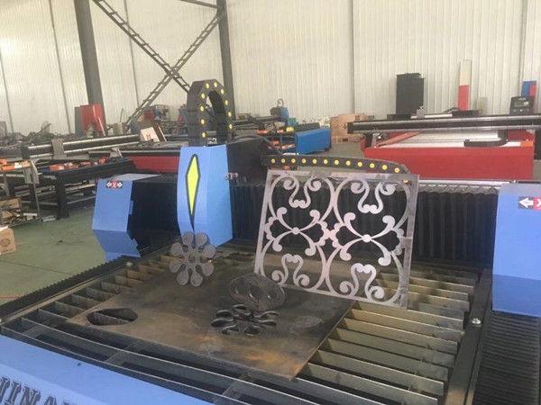 Cortadora de plasma CNC de bajo costo aprobada por la CE