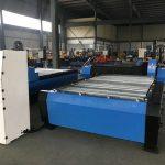 China 1325 1530 barato antorcha controlador de altura plasma huayuan metal acero corte cnc máquina de corte por plasma