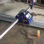 China barato 1500 * 2500mm metal portátil cnc máquina de corte por plasma ce