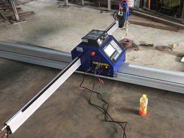 China Barato 15002500mm Metal portátil máquina de corte por plasma CNC con CE