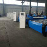 mesa de máquina de corte por llama de plasma portátil cnc / mesa de escritorio / hardware máquina de corte de acero inoxidable cnc