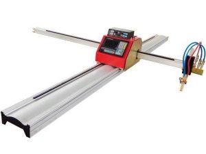 Precio competitivo brazo cantante portátil cnc cortador de plasma de gas 1525/1530