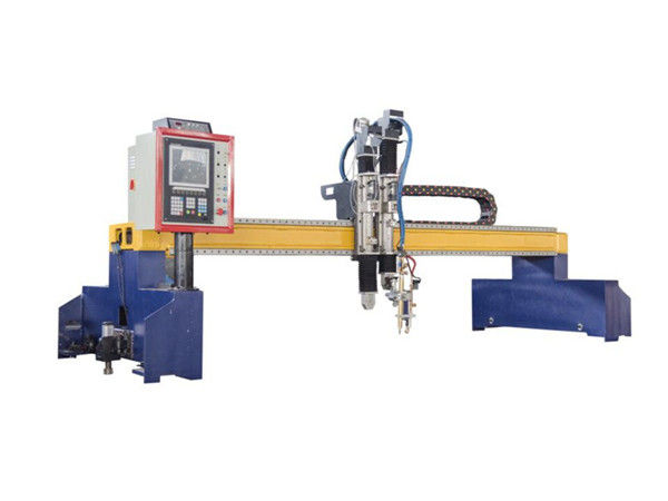 Máquina de corte por plasma y llama tipo pórtico CNC para la construcción de astilleros de Shanghai Laike - Tayor Cutting Machinery