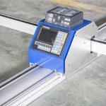 high efficiency cnc plasma cutting machine 0 3500mm /min cutting speed