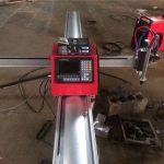 alta calidad portátil cnc llama / mini metal portátil cnc máquinas de corte por plasma