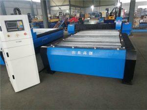 Jinan CE Profession 1325 Pequeña máquina de corte por plasma CNC