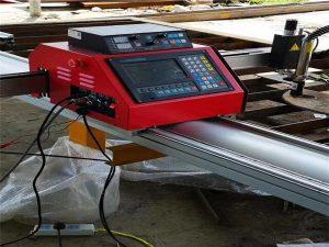 máquina de corte numérico portátil cnc / máquina de corte por plasma de metal