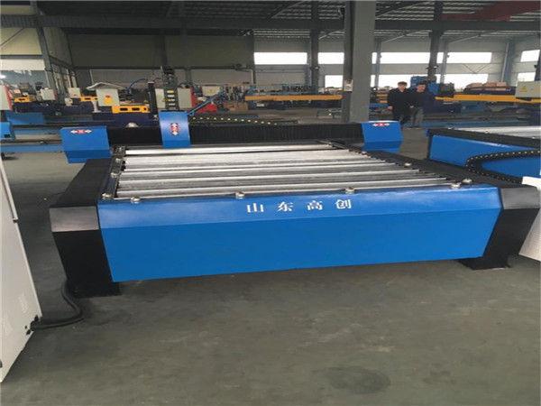 Nueva máquina de corte CNC diseñada para máquina de corte por plasma CNC de chapa metálica