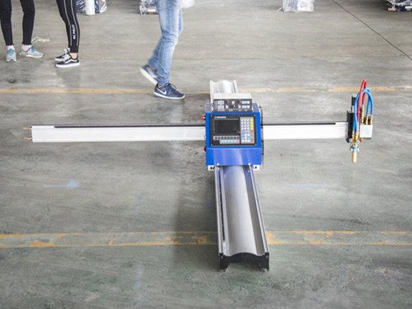 Cortadora de metal micro START CNC de nueva tecnología / cortadora de plasma cnc portátil