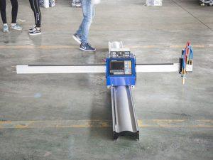 nueva tecnología de tipo portátil máquina de corte por plasma cnc precio máquinas de fabricación de pequeñas empresas