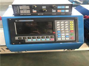 cortador de plasma de llama cnc portátil, cortadora de gas de plasma de llama