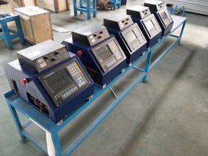 Cortadora de plasma CNC portátil, cortadora de llama efectiva