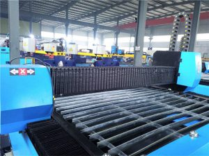 Máquina de procesamiento de metales de alta precisión / rendimiento práctica y económica / máquina de corte por plasma cnc portátil zk1530