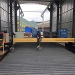 Máquina de corte por plasma de precisión CNC servo motor preciso de 13000 mm