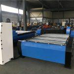 Precio barato cortador portátil cnc máquina de corte por plasma de acero inoxidable matel hierro