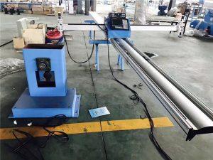 perfiladora de tubos cnc y cortadora de placas de 3 ejes