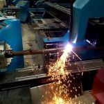 cortadora automática del cortador del tubo de plasma del CNC del aire para la hoja de metal