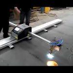 Máquina de corte por plasma cnc portátil fabricante de china