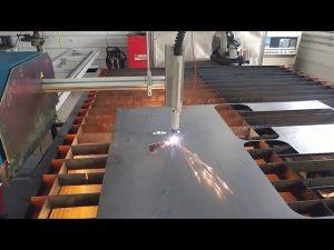 cortador de llama de plasma cnc portátil de corte de metal portátil de operación fácil de abeja china