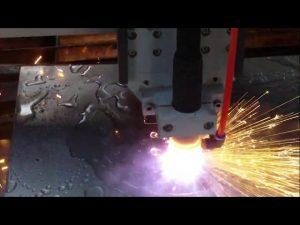 cortadora de llama de plasma cnc con refrigeración por agua para la venta caliente