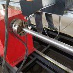 cortadora de plasma con llama de tubo cnc