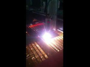 máquina de corte por plasma cnc industrial que suministra energía de plasma de alta calidad