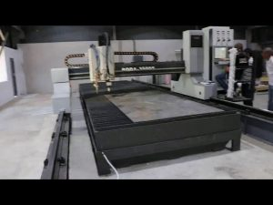 maquinaria verdadero agujero cnc plasma cortemaquina china