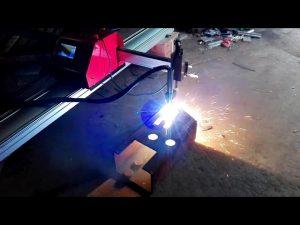 fabricante de cortador de llama de plasma cnc portátil barato, boquilla de corte de plasma y electrodo