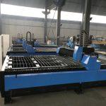 pequeña máquina de corte por plasma cnc de procesamiento de metales con alta precisión