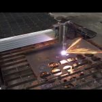 cortadora portátil de plasma de llama cnc con hypertherm 45