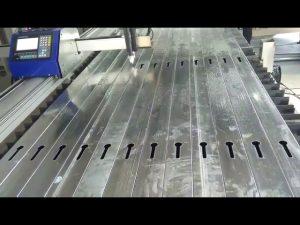 cortadora de plasma cnc portátil cortadora de llama cnc para metal
