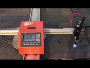 cortadora de plasma de gas cnc por llama portátil