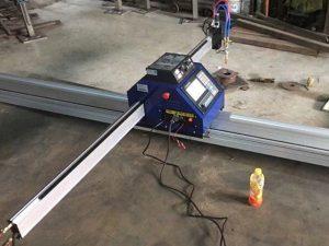 Pequeña máquina de corte por plasma de placa cnc 1530 CNC portátil de metal de plasma Máquina de corte de chapa cortadora de chapa para la venta