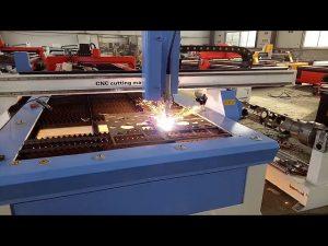 máquina de corte por plasma cnc de rendimiento constante de acero 1325