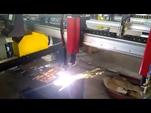 sastre de acero G3 E eje cnc máquina de corte por plasma
