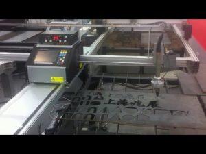 cortador de plasma cnc portátil con motor paso a paso