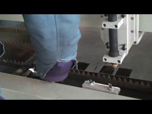 máquina de corte por plasma de 22 22cm 200A de espesor para metal