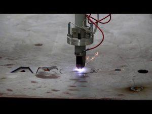 cortadora de plasma cnc de placa delgada y gruesa